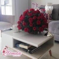 Rosas hermosas en Cali
